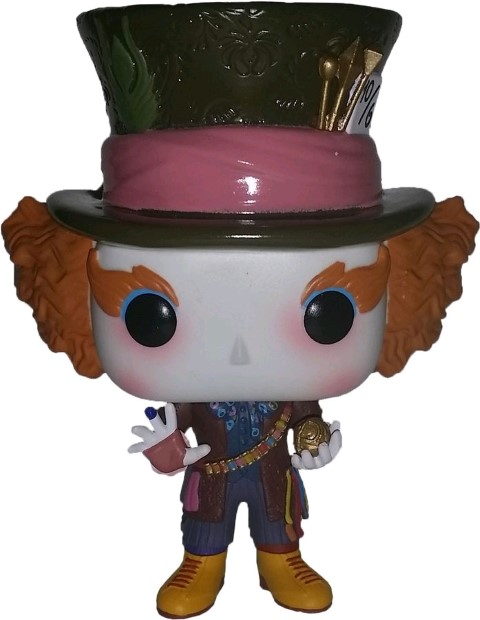 Alice Through the Looking Glass - Mad Hatter Pop