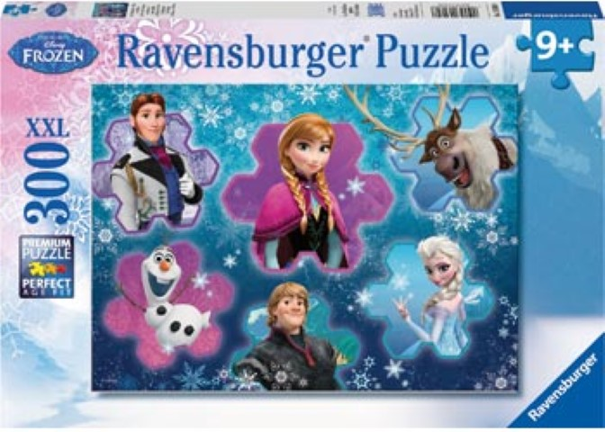 Disney Frozen Puzzle 300pc