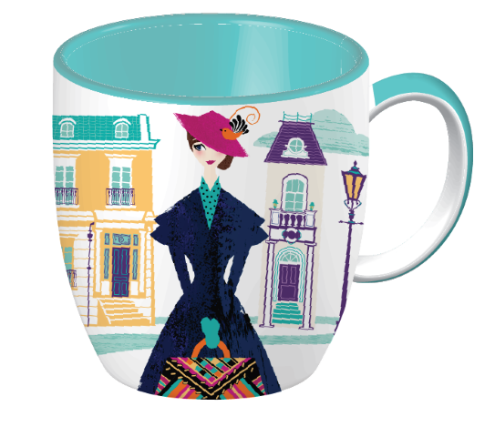 Mary Poppins Ceramic Mug