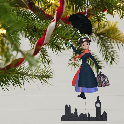Mary Poppins The Perfect Nanny Ornament