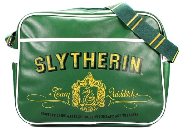 Harry Potter Slytherin Retro Bag