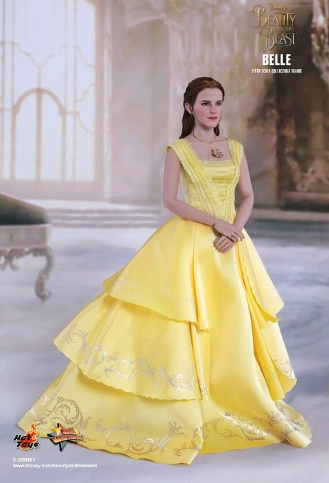 Beauty & The Beast 2017  Belle 12