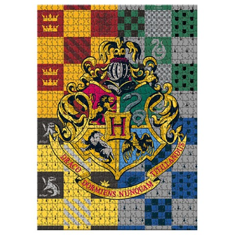 PREORDER Harry Potter Crest 1000pc Puzzle