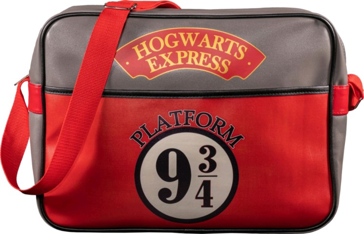 Platform 9 3/4 Messenger Bag
