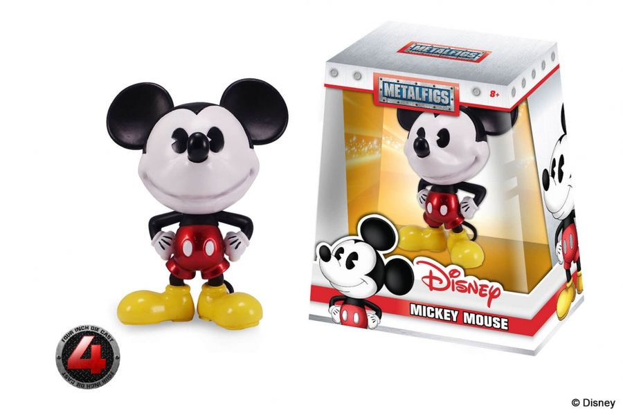 Mickey Mouse Metals  Mickey