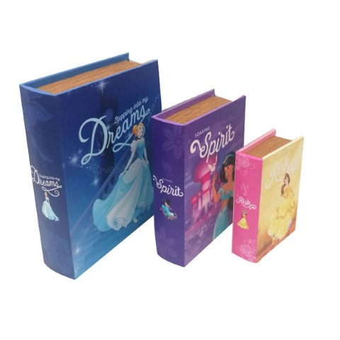 Disney Princess Book Box Set of 3