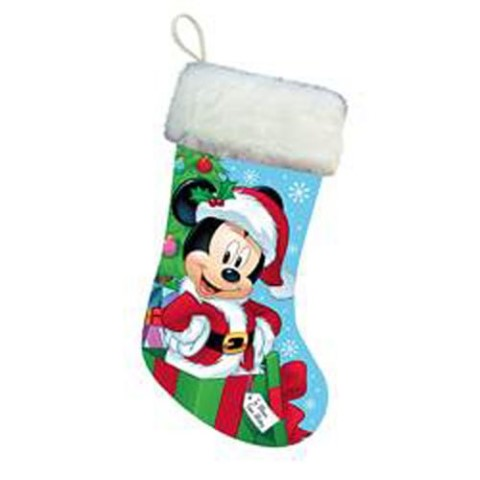 Mickey Mouse Santa Stocking