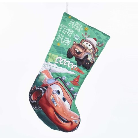 Cars 3 Printed Satin Stocking