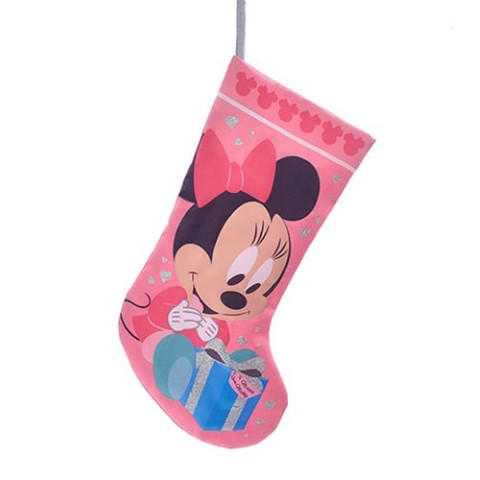 Minnie Mouse Baby Stocking