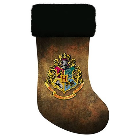 Harry Potter Hogwarts Crest Stocking