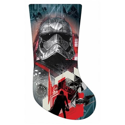 PREORDER  Star Wars First Order Stormtrooper Stocking
