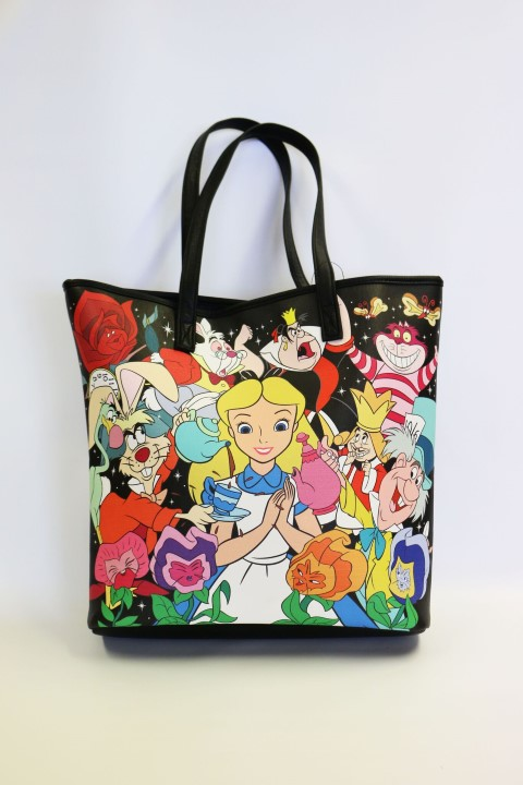 Disney Alice Character Tote