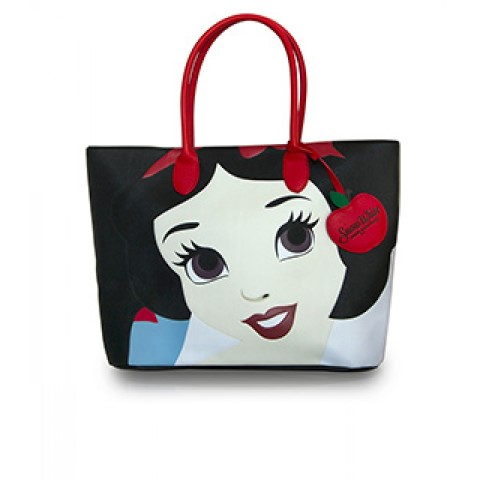 Disney Snow White Face Tote Bag