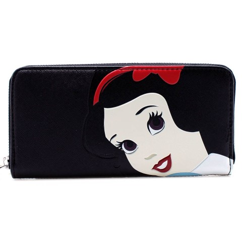 Disney Snow White Face Wallet
