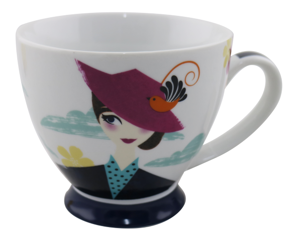 Mary Poppins Tea Cup in Gift Box