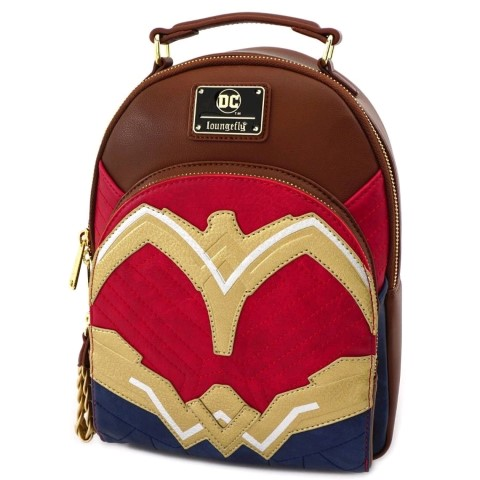 Wonder Woman Costume Mini Backpack