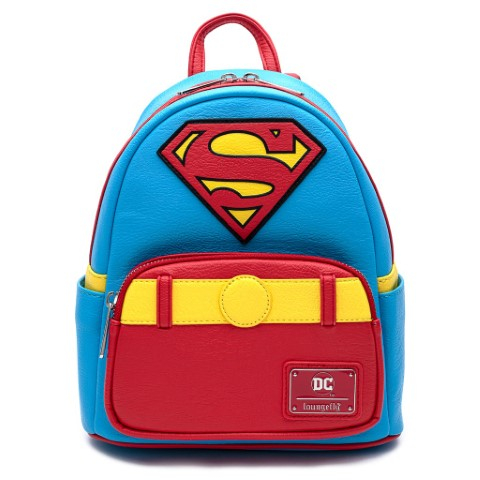 Superman Vintage Mini Backpack
