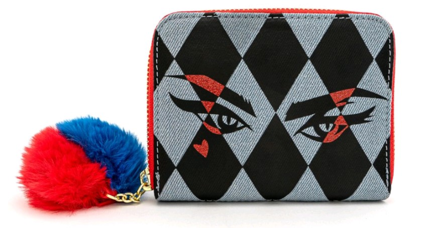 Harley Eyes Wallet