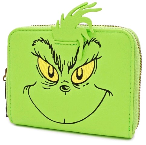 The Grinch Wallet