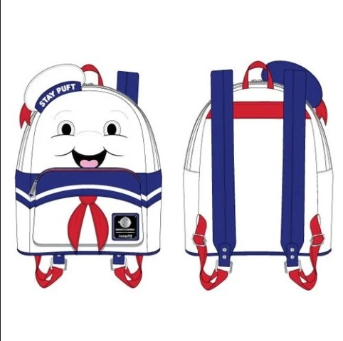PREORDER Ghostbusters Stay Puft Backpack
