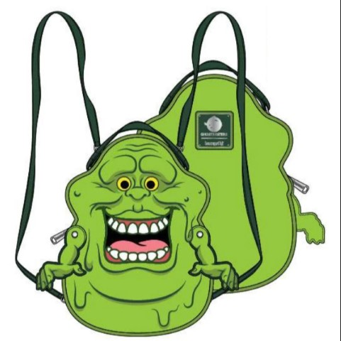 PREORDER Ghostbusters Slimer Convertible Backpack