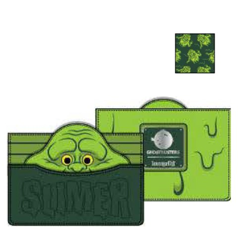 PREORDER Ghostbusters Slimer Card Holder