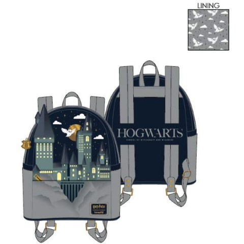 PREORDER Hogwarts Castle Mini Backpack