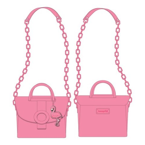 PREORDER  Pool Party Flamingo Crossbody Bag