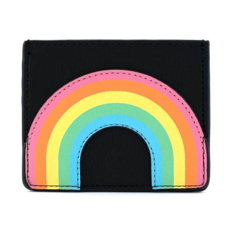 Pride Rainbow Card Holder