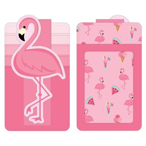PREORDER  Pool Party Flamingo Cardholder