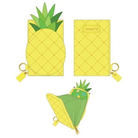 PREORDER Pool Party Pineapple Wallet