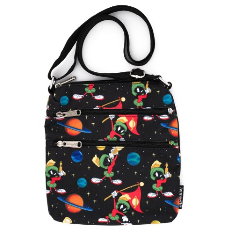 Marvin the Martian Space Passport Bag