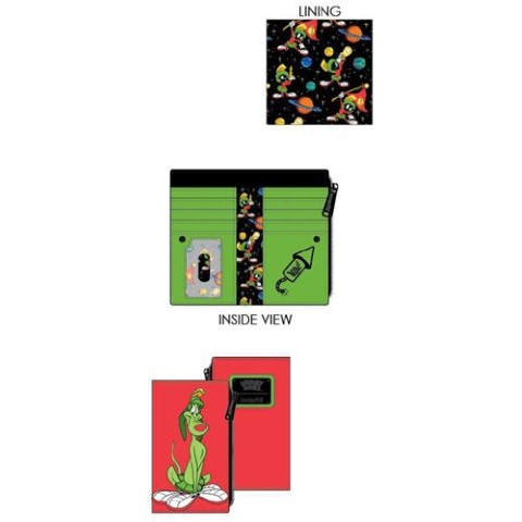 PREORDER  Marvin the Martian K-9 Wallet