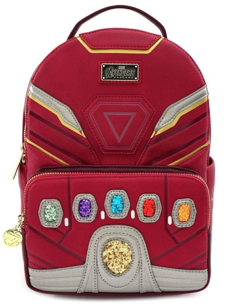 Avengers 4 Nano Gauntlet Mini Backpack