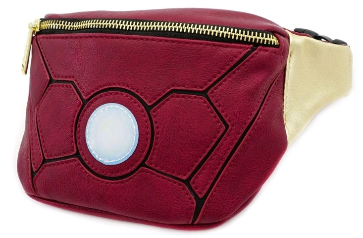 Iron Man Bum Bag