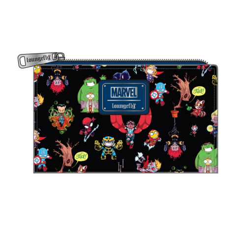 PREORDER Marvel Sy Chibi Group Wallet