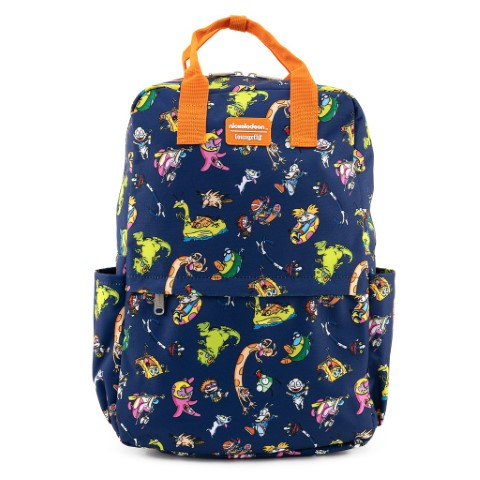 Nickelodeon Retro Characters Backpack