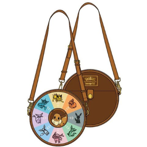 PREORDER Eevee Evolutions Canteen Crossbody Bag