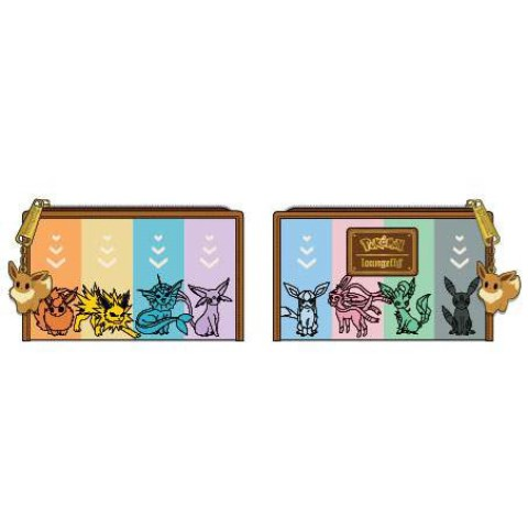 PREORDER Eevee Evolutions Flap Wallet