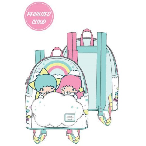PREORDER Sanrio Little Twin Stars Cloud Mini Backpack
