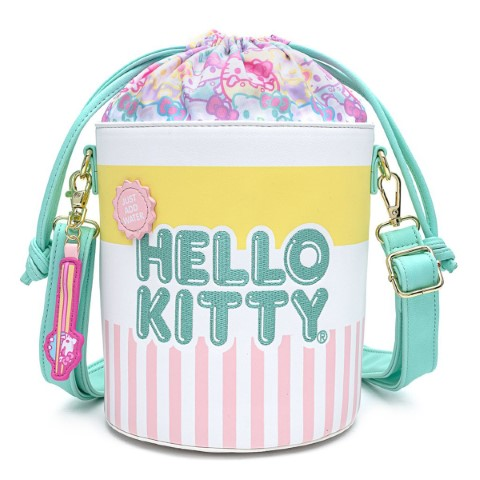 Hello Kitty Cup O Kitty Crossbody Bag
