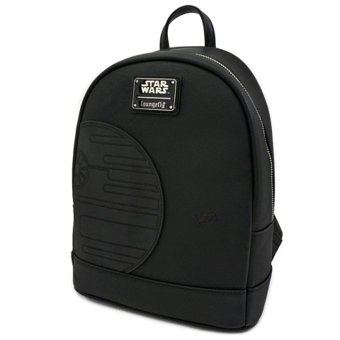 Darth Vader Black Mini Backpack