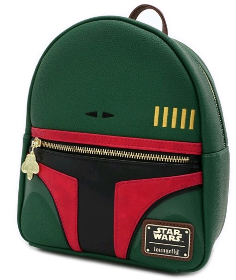 Boba Fett Convertible Mini Backpack