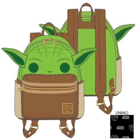 PREORDER  Star Wars Yoda Mini Backpack
