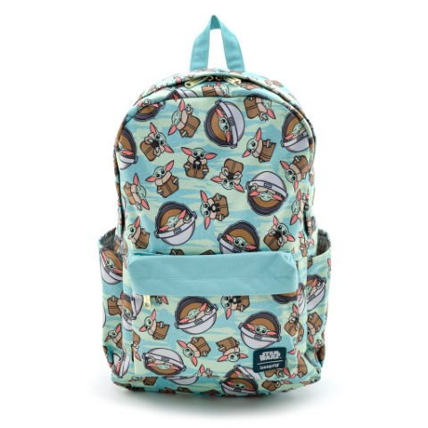 The Child Collage Backpack