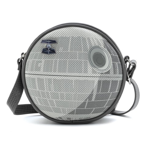 Death Star Pin Collector Bag with Pin