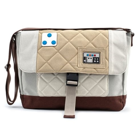 Hoth Luke Outfit ESB 40th Anniversary Satchel