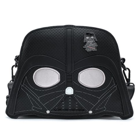 Darth Vader Pin Collector Crossbody Bag