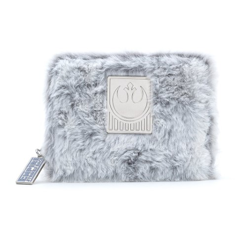 Hoth ESB 40th Anniversary Faux Fur Wallet