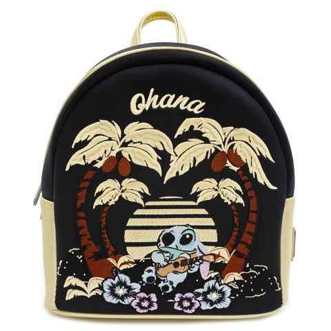 Stitch Ohana Mini Backpack